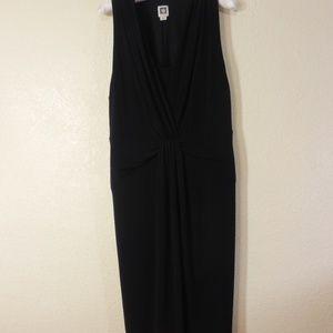 Anne Klein Woman Black Dress Size 16